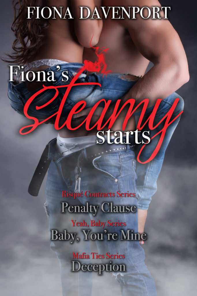 Book Cover: Fiona's Steamy Starts