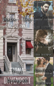 Book Cover: The Mafia Ties Series: Nic & Anna