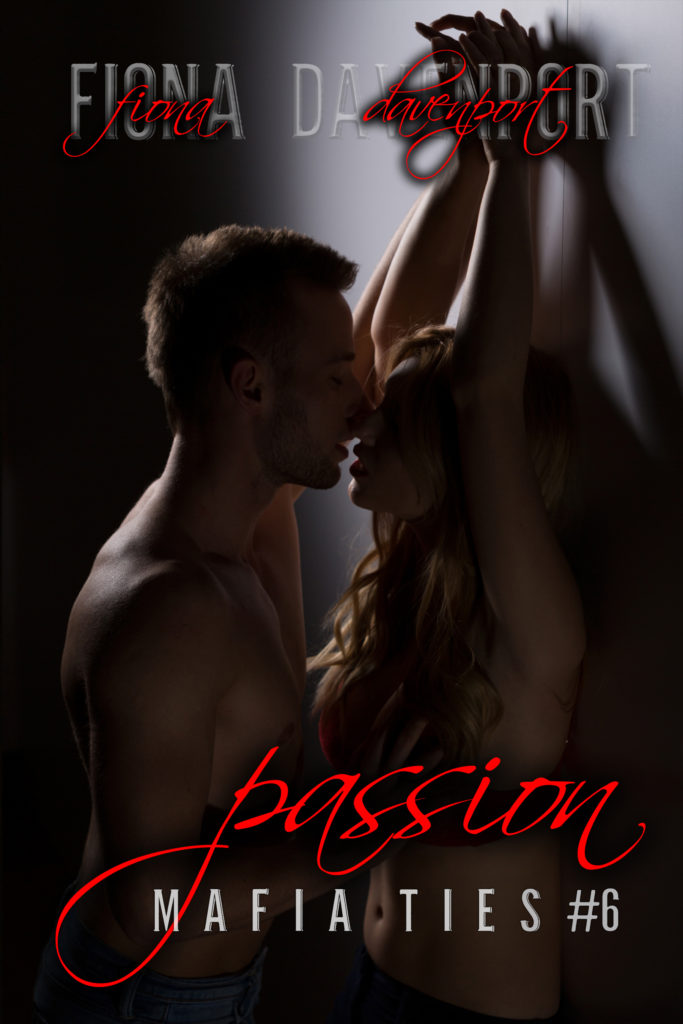 Book Cover: Passion (Mafia Ties: Brandon & Carly #3)
