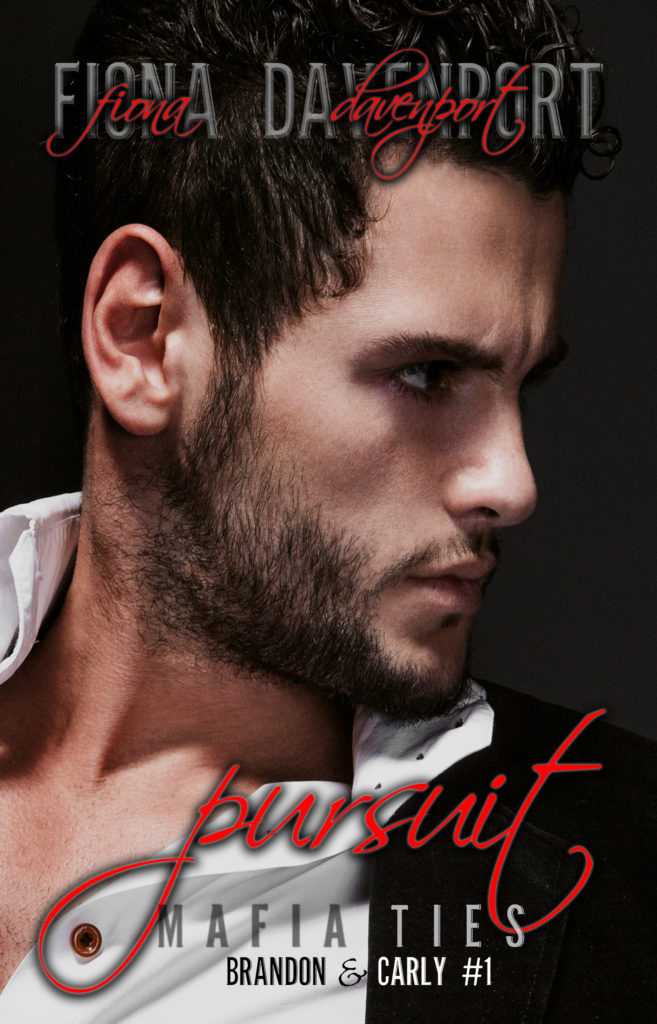 Book Cover: Pursuit (Mafia Ties: Brandon & Carly #1)