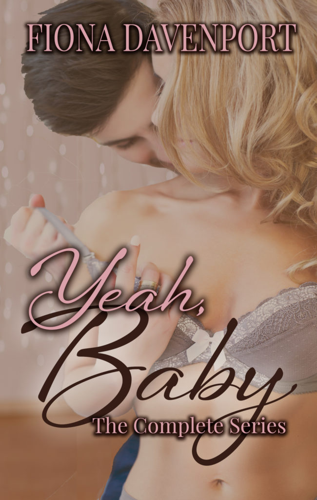 Book Cover: The Yeah, Baby Series: Volume 1