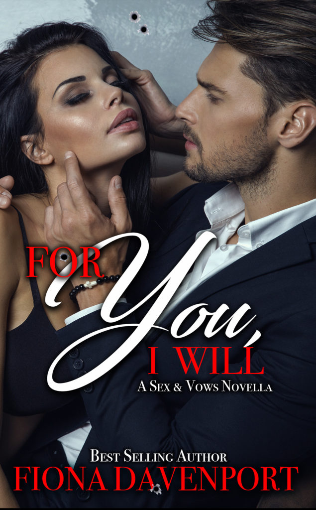Book Cover: For You, I Will