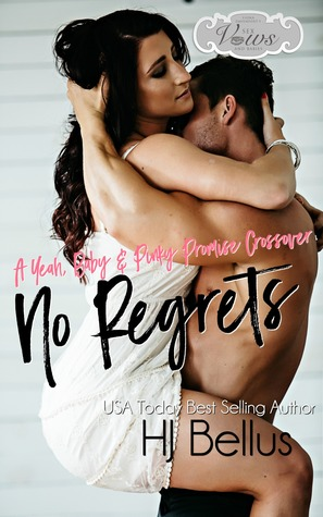 Book Cover: No Regrets by HJ Bellus