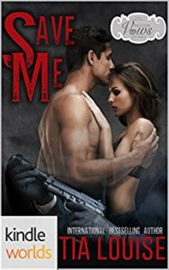 Book Cover: Save Me by Tia Louise