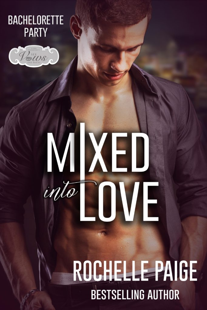 Book Cover: Mixed Into Love by Rochelle Paige