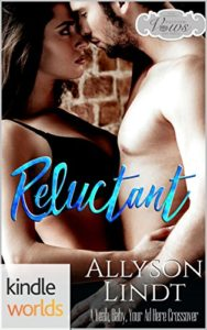 Book Cover: Reluctant by Allyson Lindt