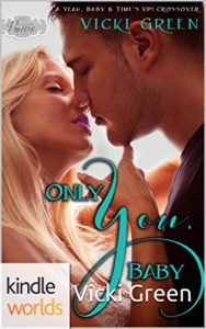 Book Cover: Only You, Baby by Vicki Green