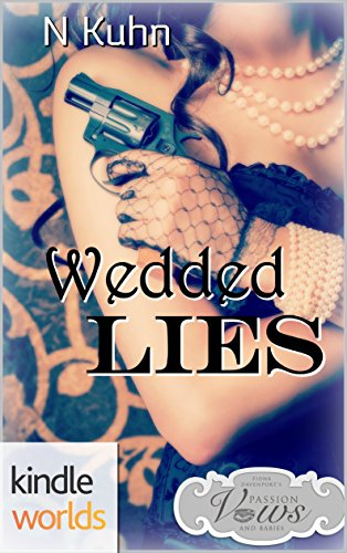 Book Cover: Wedded Lies by N Kuhn