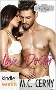 Book Cover: Love, Doctor (Inner Harbor Book 1) by M.C. Cerny