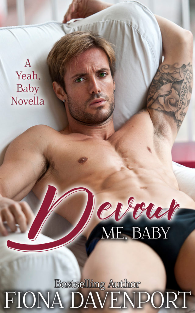 Book Cover: Devour Me, Baby