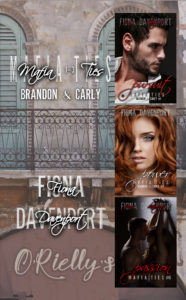 Book Cover: The Mafia Ties Series: Brandon & Carly
