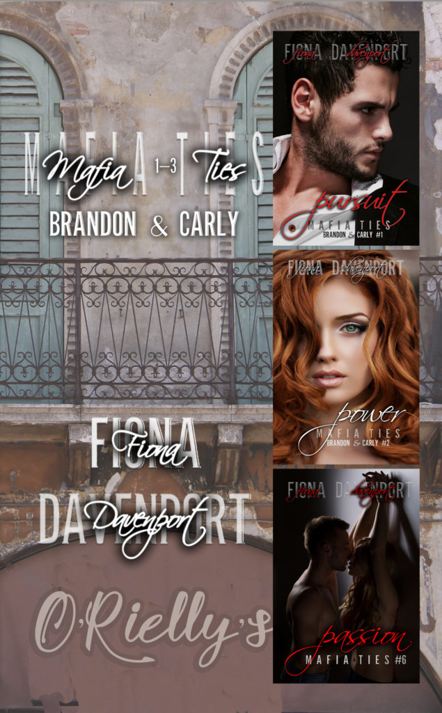 Book Cover: The Mafia Ties Series: Brandon & Carly