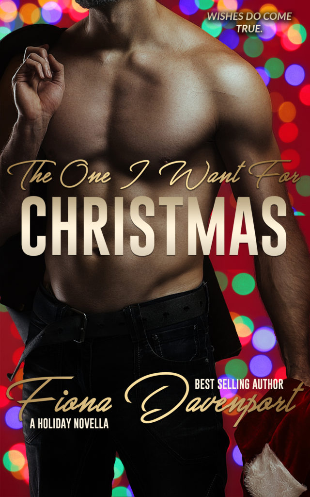 Book Cover: The One I Want For Christmas