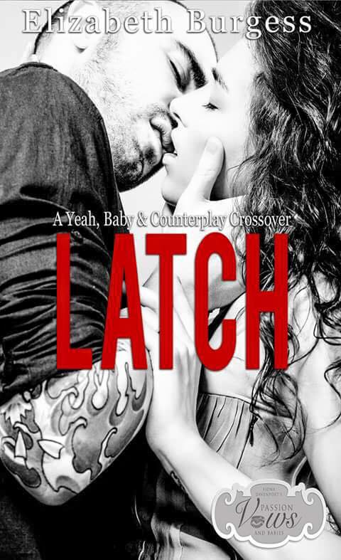 Book Cover: Latch (A Counterplay Novella) by Elizabeth Burgess