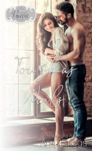 Book Cover: Tough as Nails by Amy Briggs