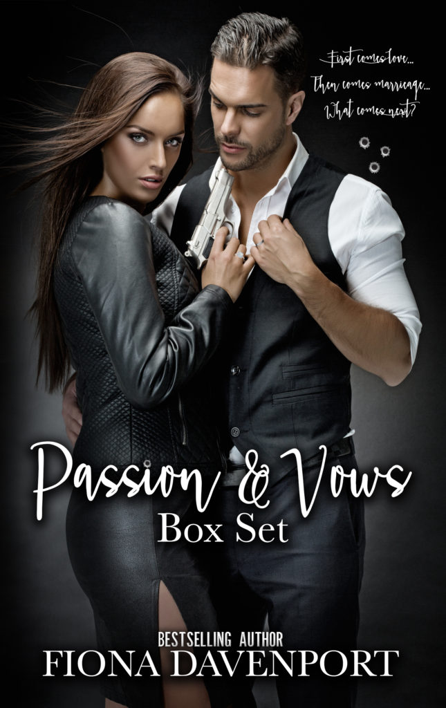 Book Cover: The Passion & Vows Series: Volume 1