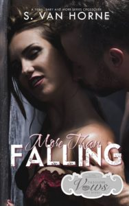 Book Cover: More Than Falling (More 2.5) by S. Van Horne