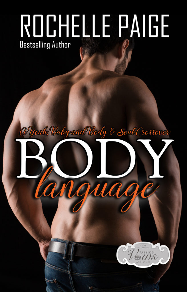 Book Cover: Body Language (A Body & Soul Novella) by Rochelle Paige