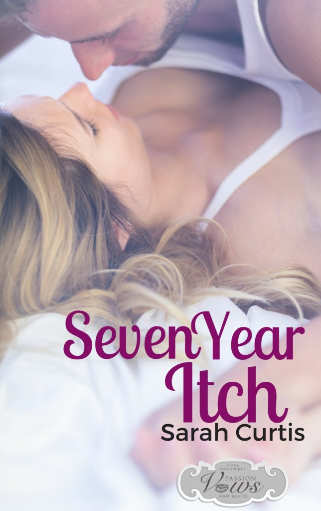 Book Cover: Seven Year Itch by Sarah Curtis