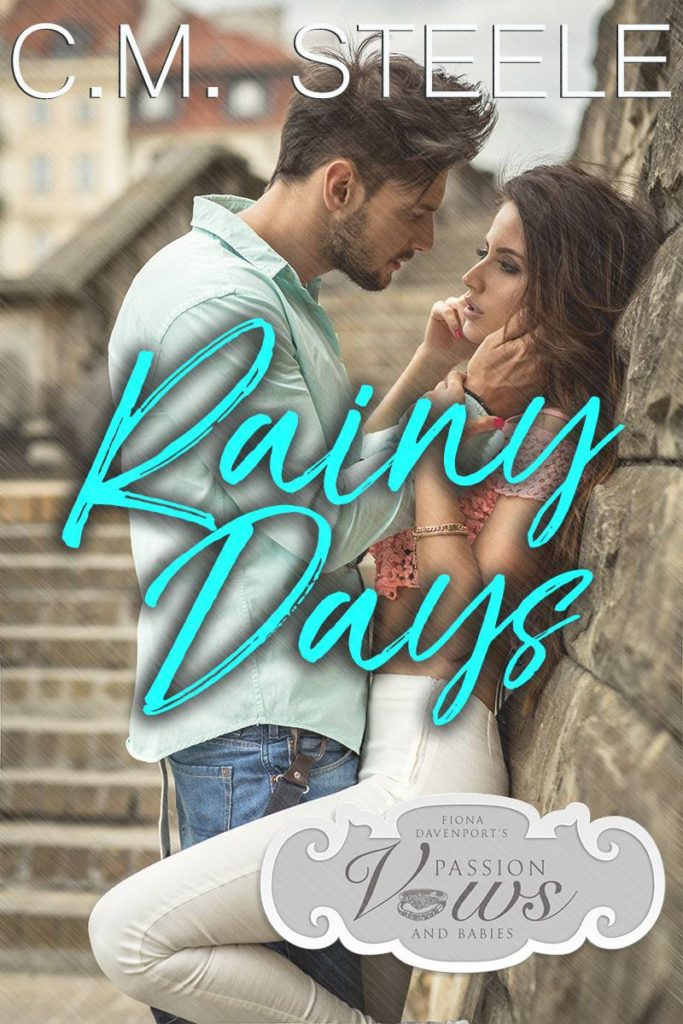 Book Cover: Rainy Days by C.M. Steele