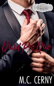 Book Cover: Quid Pro Quo by M.C. Cerny