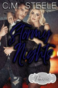 Book Cover: Stormy Nights by C.M. Steele