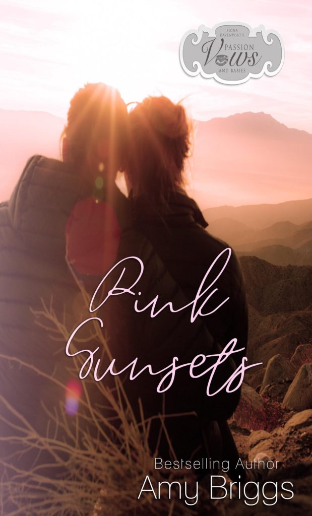 Book Cover: Pink Sunsets by Amy Briggs